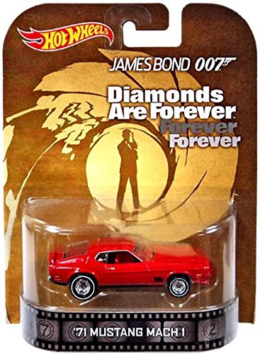 "1971 Mustang Mach 1 James Bond 007 ""Diamond are Forever"" for sale  Delivered anywhere in USA"