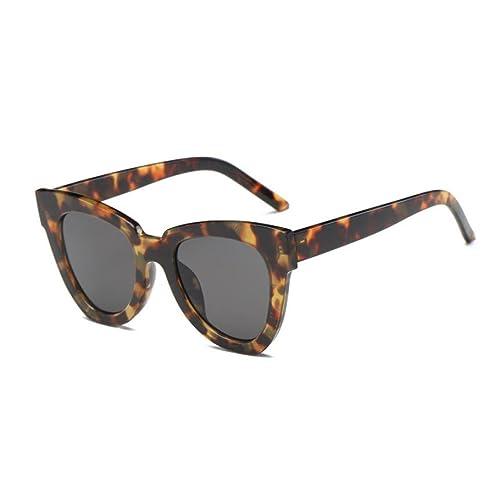 Occhiali da sole, unisex moda aviatore specchio Lens retro occhiali