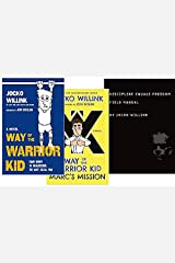 [by Jocko Willink 3 Book Set: Way of the Warrior Kid; Marc's Mission; Discipline Equals Freedom] Hardcover