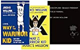 [by Jocko Willink 3 Book Set: Way of the Warrior Kid; Marc's Mission; Discipline Equals Freedom]