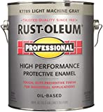 RUST-OLEUM K7789402 Voc Light Machine, Gray