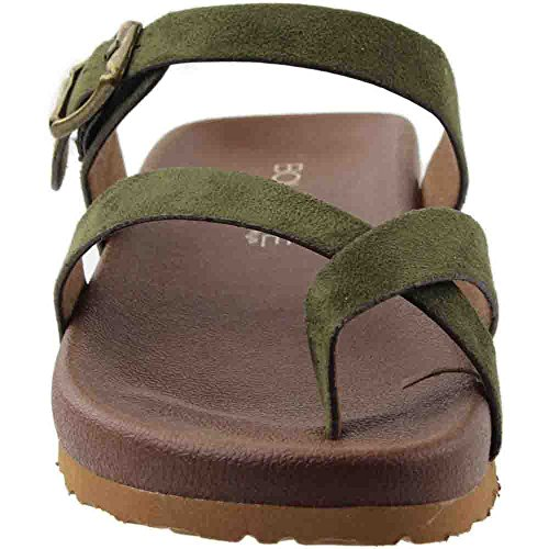 Pictures of Corkys Heavenly Women's Sandal Brown One Size 4