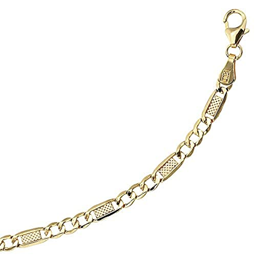 Dreambase Damen-Armband ca. 19 cm lang 8 Karat (333) Gelbgold