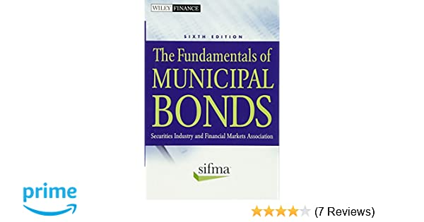 The Fundamentals of Municipal Bonds: 9780470903384