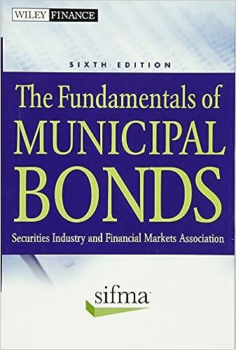 The Fundamentals of Municipal Bonds: 9780470903384: Economics ...