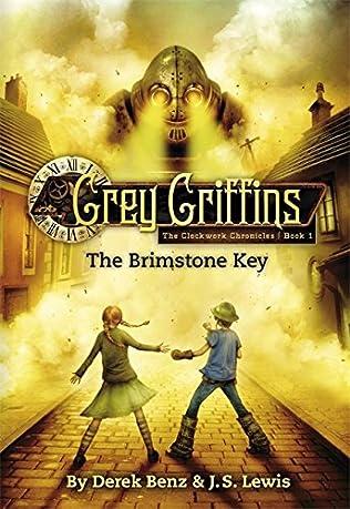 book cover of The Brimstone Key