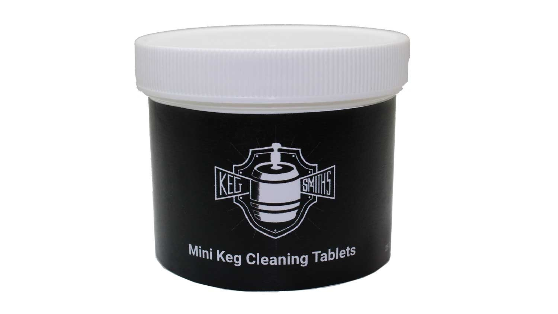Keg Smiths Mini Keg Tablets