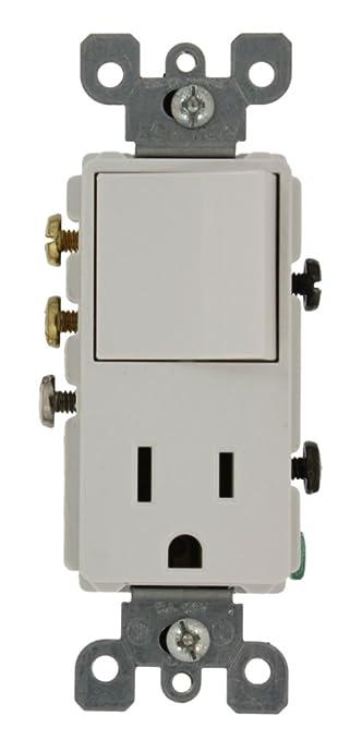 leviton w amp volt decora way ac combination leviton 5645 w 15 amp 120 volt decora 3 way ac