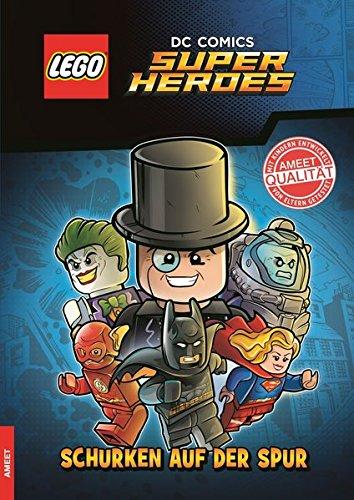 LEGO DC COMICS SUPER HEROES Schurken auf der Spur