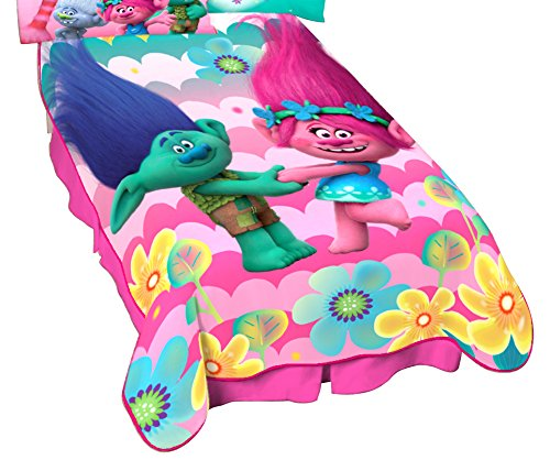 Dreamworks Trolls Blanket
