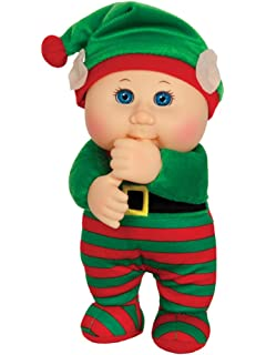 Cabbage Patch Kids Cuties: 9 inch Holiday Helpers - Holly Reindeer ...