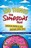 100 Things The Simpsons Fans Should Know & Do