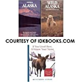 Touring Alaska VHS *PLUS 2 FREE GIFTS: Wild Alaska, Second Edition VHS *PLUS* 'If You Lived Here, I'd Know Your Name: News From Small-Town Alaska' Paperback by Heather Lende *SHIPS SAME DAY WITH FREE TRACKING*