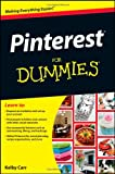 Pinterest for Dummies, Kelby Carr, 1118328000