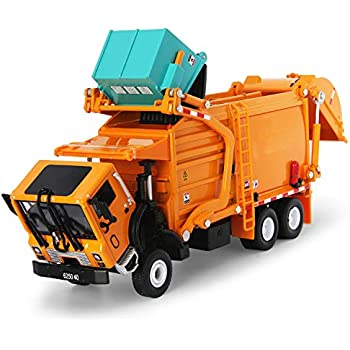 Amazon Com Tonka Funrise Toy Mighty Motorized Garbage