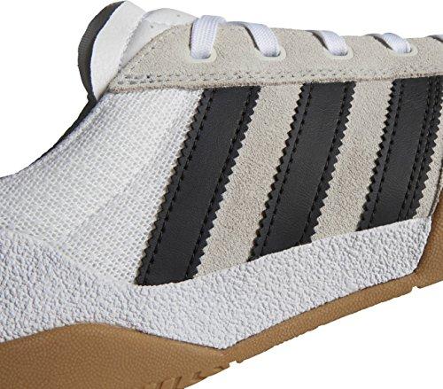 adidas City Cup, Scarpe da Skateboard Uomo Bianco (Ftwwht/Cblack/Gum4 Ftwwht/Cblack/Gum4)
