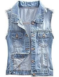 Amazon.com: Under $25 - Denim Jackets / Coats, Jackets & Vests ...