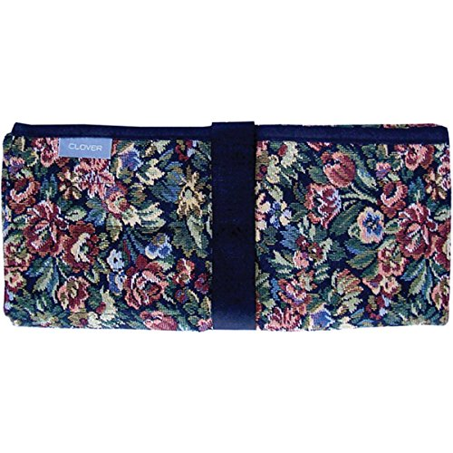 Clover Tapestry Knitting Needle Case Mini