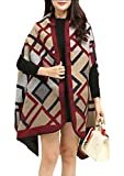 Generic Women's Cotton Scarves Cold Weather Wraps and Scarves Pashmina Shawls 7 OS