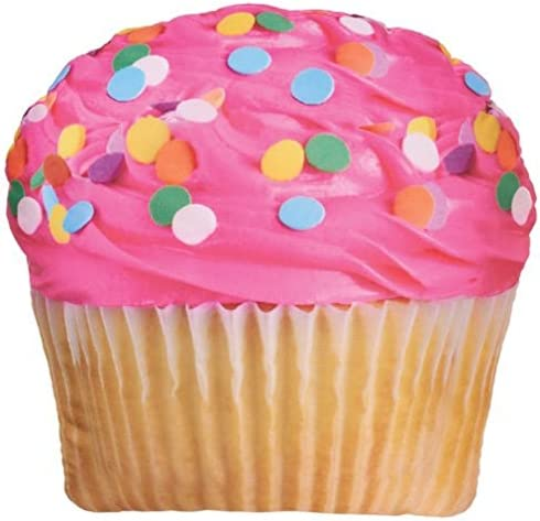iscream Sugar-riffic! Pink Icing Cupcake 17