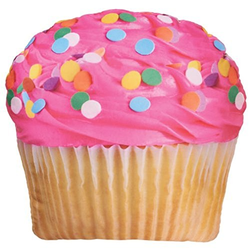 (iscream Sugar-riffic! Pink Icing Cupcake 17