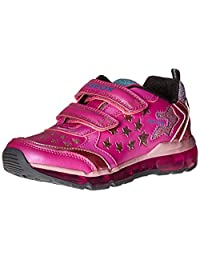 Geox J Android Girl 7 Sneaker