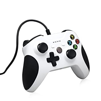 Kycola GC25 USB Wired XBOX ONE(S) Controller with 4 LED Indicators ...