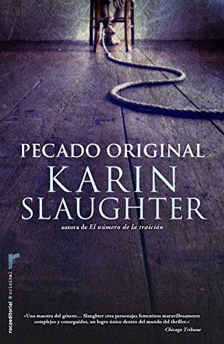Portada del libro Pecado original de Karin Slaughter