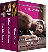 The Fitzgerald Family Boxed Set (book 1-3, Contemporary) (The Fitzgerald Family Series)