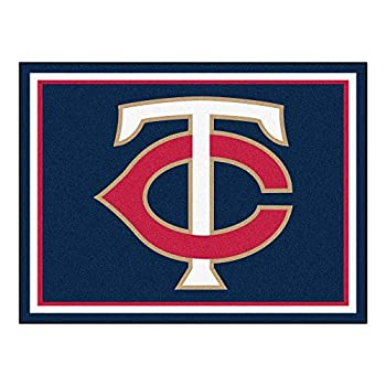 Image of Auto Accessories FANMATS 17427 MLB Minnesota Twins Rug