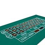 Brybelly GFEL-006 Green Roulette Felt, Health Care Stuffs