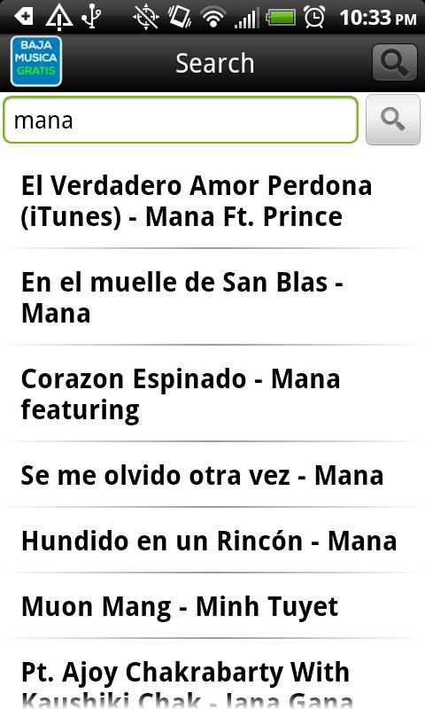 bajar musica en espanol: Amazon.es: Appstore para Android