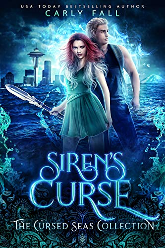 Siren's Curse (The Cursed Seas Collection) by [Fall, Carly, Seas, Cursed, Legacy, Charmed]