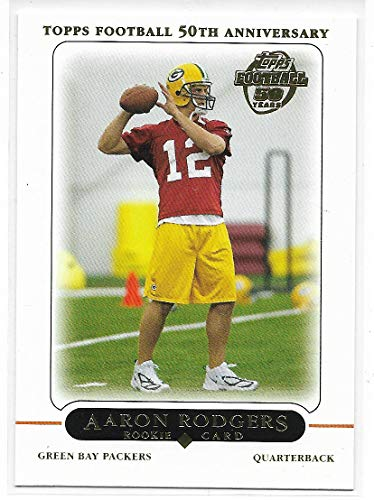 (2005 Topps Total Football Complete 440 Card Set Aaron Rodgers Rookie Card!)