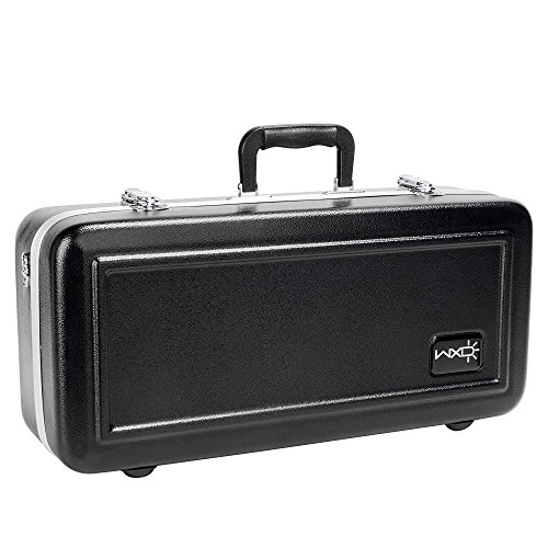 WXD ABS-1 Rectangular Tenor Sax Hard Case (Protect Sax Case Tenor)