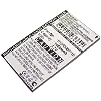 1850 mAh Ni-ion Replacement Battery for Sonos CB200, CB200WR1, Controller 200, Controller CB200, Controller CR200, CR200