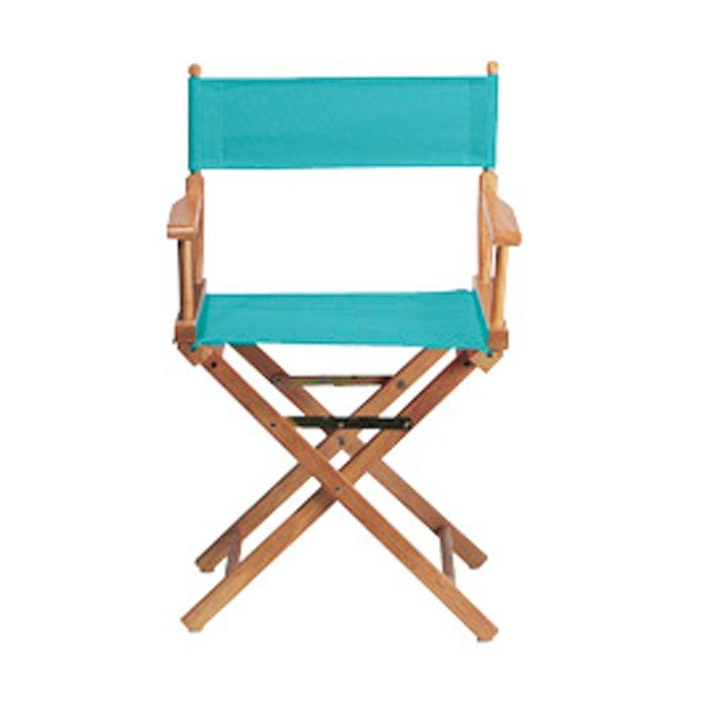 Teal Seat and Back for Director's Chair- Cover Only