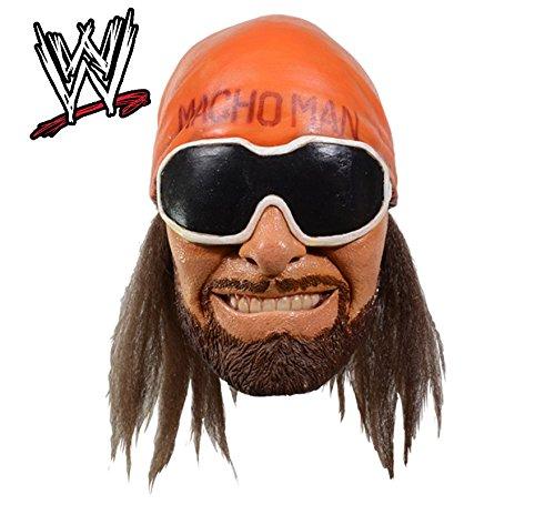 Trick Or Treat Studios, Adult WWE Macho Man Randy Savage Mask - ST