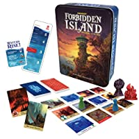 Isla prohibida Gamewright