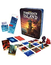 Forbidden Island Card Game