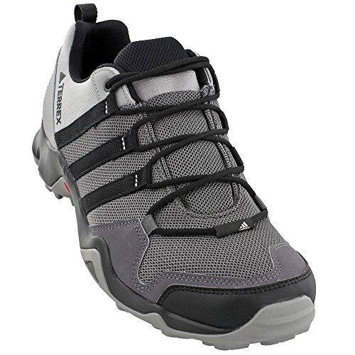 Adidas Terrex AX2R Hiking Shoe-Granite / Black / Ch Solid Grey-10.5