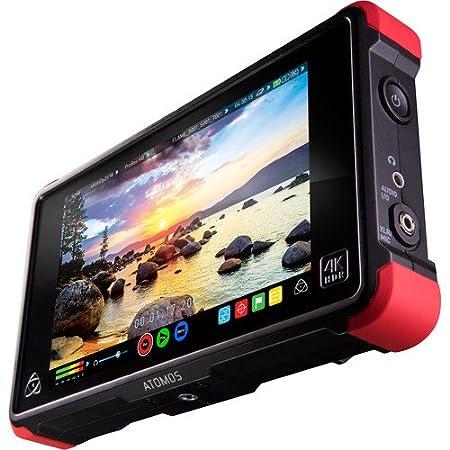 Amazon.com : Sony HXR-NX100 HD NXCAM Camcorder with Atomos ...