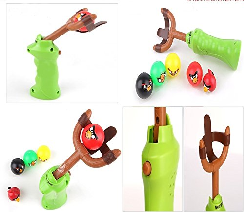 Angry Birds Play Slingshot Various Effect Funny Sounds Boy Girl Kid Play Gift by omtoy (Image #8)