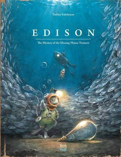 Edison: The Mystery of the Missing Mouse Treasure by NorthSouth Books (Image #5)