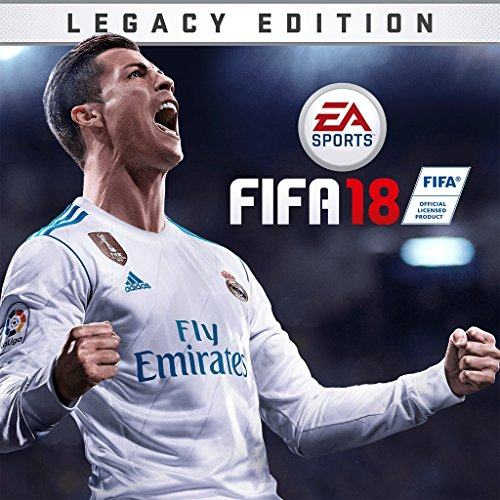 Fifa 18 - PS3 [Digital Code] by Electronic Arts