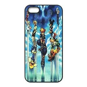 Custom Case Kingdom Hearts for iPhone 5, 5S K3J3838496