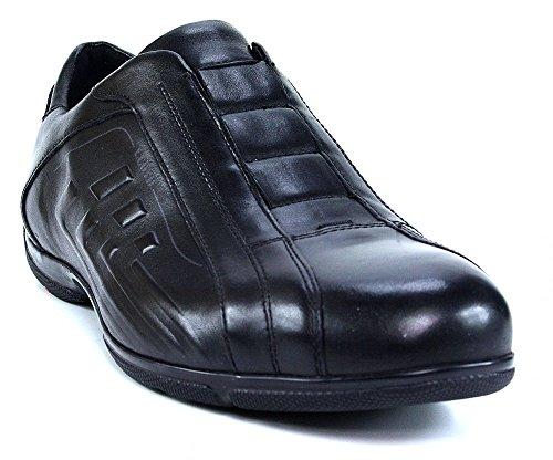 Lloyd Bruce Chinelo Preto Desportivo Elegante, Color: Black; Tamanho: 44