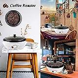 JIAWANSHUN Electric Coffee Roaster Machine Coffee