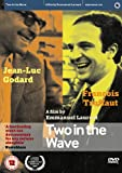 Two in the Wave ( Deux de la Vague ) ( Two in Nouvelle Vague: Godard and Truffaut (2 in the Wave) ) [ NON-USA FORMAT, PAL, Reg.2 Import - United Kingdom ]