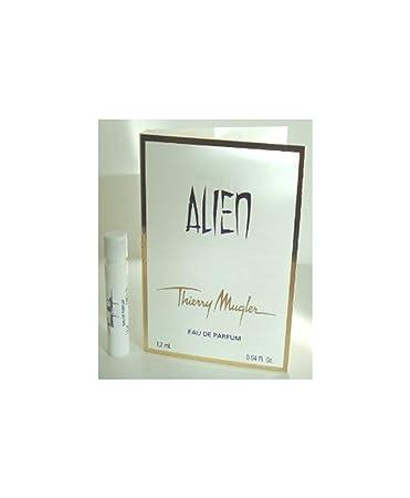 Amazoncom Alien By Thierry Mugler Eau De Parfum Vial 12ml 04 Oz